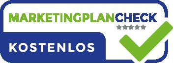 Marketingplan Check